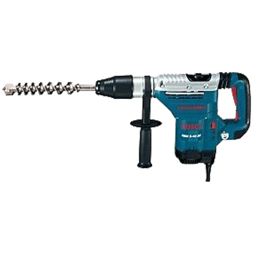 Bosch 1500w 45mm with Vibration Control 8 Kg Professional SDS Max Rotary Hammers